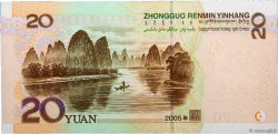20 Yuan CHINE  2005 P.0905 NEUF