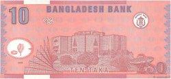 10 Taka BANGLADESH  2004 P.39c NEUF