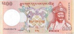 500 Ngultrum BHOUTAN  2006 P.33a NEUF