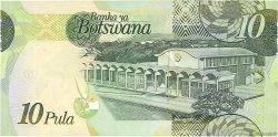 10 Pula BOTSWANA  2012 P.30c NEUF
