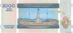 1000 Francs BURUNDI  2006 P.39d NEUF