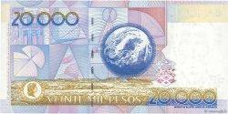 20000 Pesos COLOMBIE  2009 P.454r NEUF