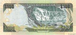 100 Dollars JAMAÏQUE  2011 P.84f NEUF