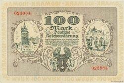 100 Mark DANTZIG  1922 P.13 SUP