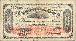 1 Dollar MALAISIE et BORNEO  1936 P.28 pr.TTB