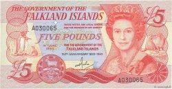 5 Pounds ÎLES FALKLAND  1983 P.12a pr.NEUF