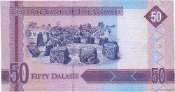50 Dalasis GAMBIE  2015 P.New NEUF