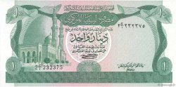 1 Dinar LIBYE  1981 P.44a pr.NEUF