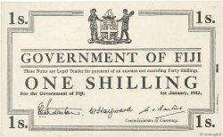 1 Shilling FIDJI  1942 P.048r1 pr.NEUF