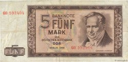 5 Mark ALLEMAGNE  1964 P.022a TB
