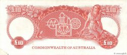 10 Pounds AUSTRALIE  1961 P.36a TTB+