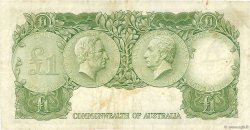 1 Pound AUSTRALIE  1961 P.34a pr.TTB