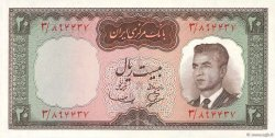 20 Rials IRAN  1965 P.078a pr.NEUF