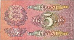5 Krooni ESTONIE  1929 P.62a pr.NEUF