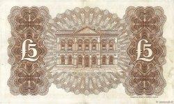 5 Pounds IRLANDE DU NORD  1972 P.246 TTB+