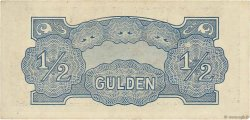 1/2 Gulden INDES NEERLANDAISES  1942 P.122b TTB+