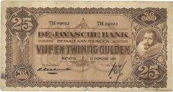 25 Gulden INDES NEERLANDAISES  1929 P.071b TB