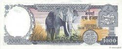 1000 Rupees NÉPAL  1981 P.36a NEUF