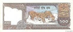 500 Rupees NÉPAL  1996 P.35d NEUF