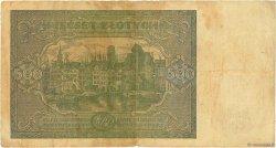 500 Zlotych POLOGNE  1946 P.121 B+