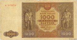 1000 Zlotych POLOGNE  1946 P.122 pr.TB