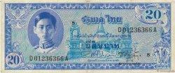 20 Baht THAÏLANDE  1946 P.066a TTB