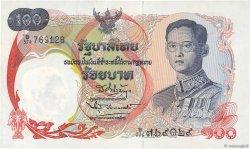 100 Baht THAÏLANDE  1968 P.079a SPL