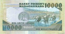 10000 Francs - 2000 Ariary MADAGASCAR  1988 P.74b pr.NEUF