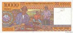 10000 Francs - 2000 Ariary MADAGASCAR  1995 P.79a NEUF