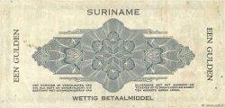 1 Gulden SURINAM  1942 P.105c pr.TTB