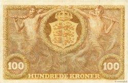 100 Kroner DANEMARK  1935 P.028c TTB