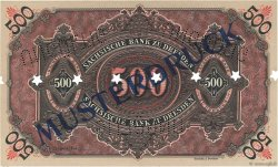 500 Mark ALLEMAGNE  1890 PS.0953s NEUF