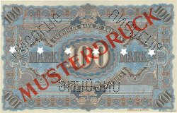 100 Mark ALLEMAGNE  1890 PS.0952s NEUF