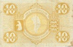 10 Kroner GROENLAND  1953 P.19b TTB