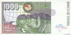 1000 Pesetas ESPAGNE  1992 P.163 pr.NEUF