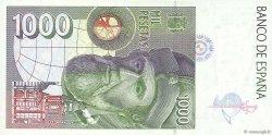 1000 Pesetas ESPAGNE  1992 P.163 NEUF