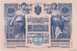 50 Kronen AUTRICHE  1902 P.006 SPL