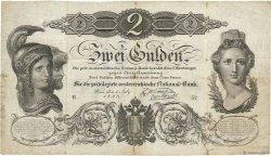 2 Gulden AUTRICHE  1848 P.A082 TB