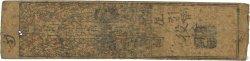 Hansatsu - Momme JAPON  1777 P.-- pr.TTB