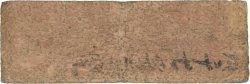 Hansatsu - Momme JAPON  1850 P.-- B