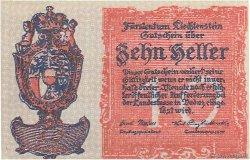 10 Heller LIECHTENSTEIN  1920 P.01 pr.NEUF