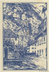 50 Heller LIECHTENSTEIN  1920 P.03 SPL