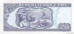 20 Pesos CUBA  2013 P.122g NEUF