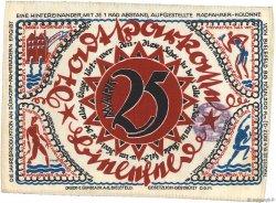 25 Mark ALLEMAGNE  1921  SPL