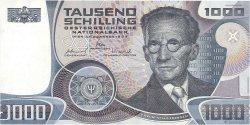 1000 Schilling AUTRICHE  1983 P.152 pr.SUP