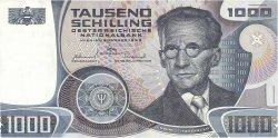 1000 Schilling AUTRICHE  1983 P.152 SUP