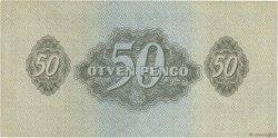 50 Pengö HONGRIE  1944 P.M7 SUP