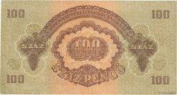 100 Pengö HONGRIE  1944 P.M8 pr.SUP