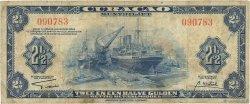 2,5 Gulden CURACAO  1942 P.36 TB