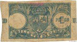 1 Peso PORTO RICO  1895 P.07b pr.TTB
